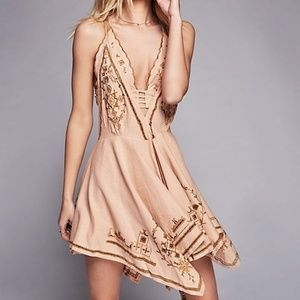 Free People Dreamers Cove dress